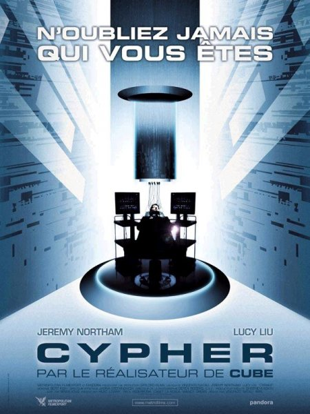 Кодер / Cypher (2002) BDRip