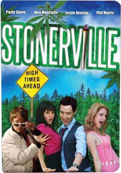 Старьё / Stonerville (2011) DVDRip