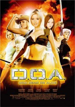 DOA: Живой или мертвый / DOA: Dead or Alive (2006) BDRip