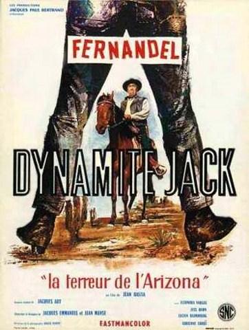 Джек-Динамит / Динамитный Джек / Dynamite Jack (1961) DVDRip