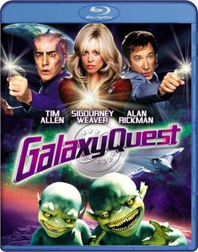 В поисках галактики / Galaxy Quest (1999) HDTVRip