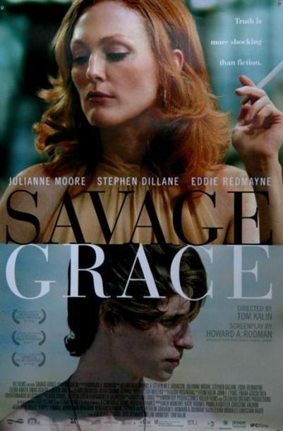 Дикая грация / Savage Grace (2007) DVDRip