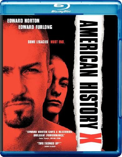 Американская История Х / American History X (1998г.) BDRip