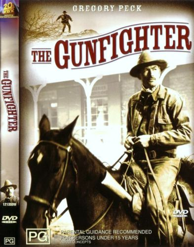 Стрелок (Ганфайтер) / The Gunfighter (1950)  DVD5 / DVDRip