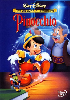Пиноккио / Pinocchio (1940) BDRip