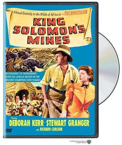 Копи царя Соломона / King Solomon's Mines (1950) DVD9 / DVDRip