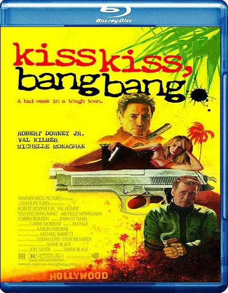 Поцелуй навылет / Kiss Kiss Bang Bang (2005) BDRip AVC