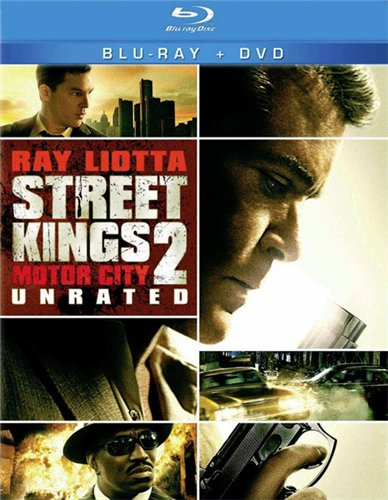 Короли улиц 2 / Street Kings: Motor City (2011) HDRip