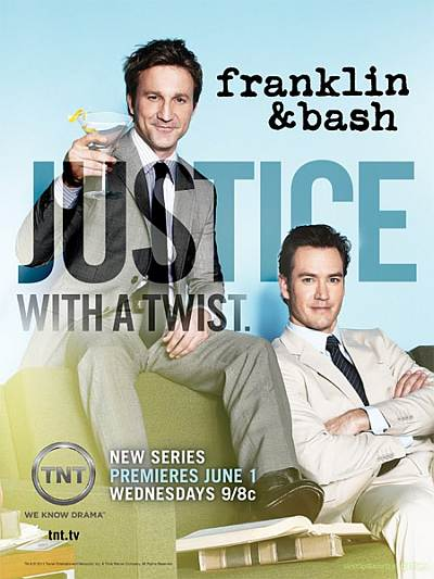 Франклин и Баш / Franklin & Bash (2011) HDTVRip /WEB-DLRip 1 сезон