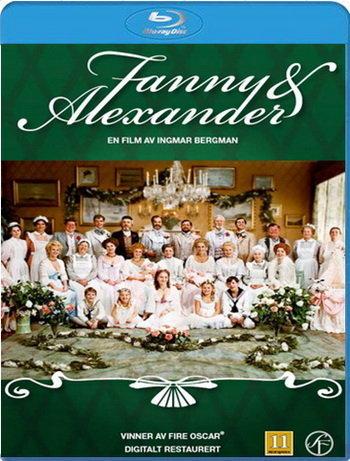 Фанни и Александр / Fanny och Alexander / Fanny and Alexander (1982) HDRip