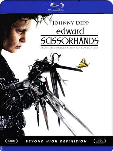 Эдвард руки-ножницы / Edward Scissorhands (1990) BDRip-AVC 720p