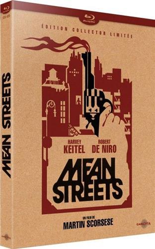 Злые улицы / Mean Streets (1973) BDRip-AVC 720p