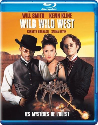 Дикий, дикий Запад / Wild Wild West (1999) BDRip-AVC 720p
