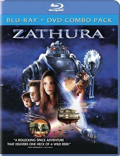 Затура: Космическое приключение / Zathura: A Space Adventure (2005) BDRip-AVC 720p