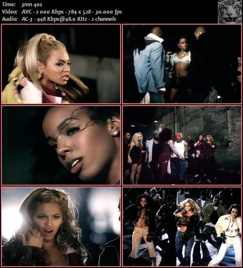 Destiny's Child - Lose My Breath (2004) DVDRip