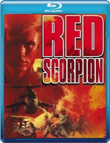 Красный скорпион / Red Scorpion (1988) BDRip-AVC 720p