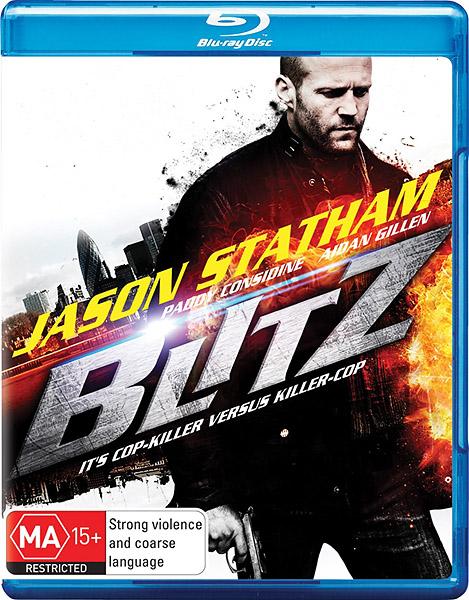 Без компромиссов / Blitz (2011) HDRip