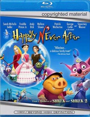 Новые приключения Золушки / Happily N'Ever After (2007) HDRip + HDRip-AVC + DVD5 + BDRip 720p