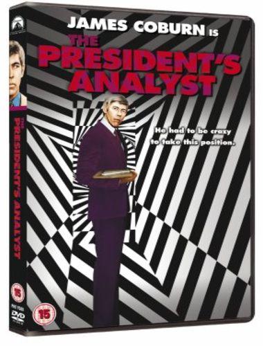Психоаналитик президента / The President's Analyst (1967) DVD5 / DVDRip