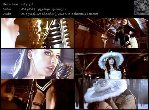 Tom Boxer feat. Antonia - Morena My Love (2010) DVDRip