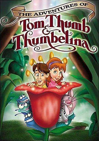 Приключения Мальчика с пальчик и Дюймовочки / The Adventures of Tom Thumb & Thumbelina (2002) DVDRip