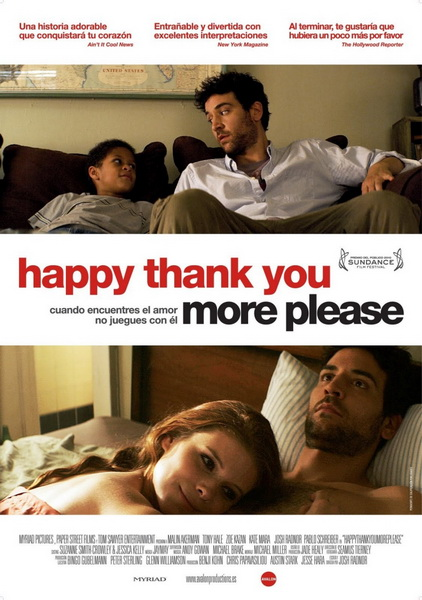 Счастливы вместе / Happy Thank You More Please (2010) HDRip