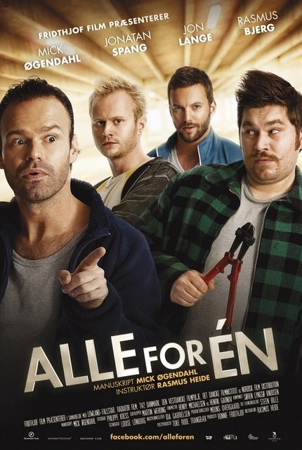 Все за одного / All for One (2011) HDRip-AVC