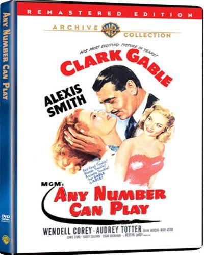 Крупная ставка / Any Number Can Play (1949) DVD5 / DVDRip