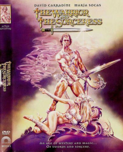 Воин и колдунья / The Warrior And The Sorceress (1984) DVD5 / DVDRip