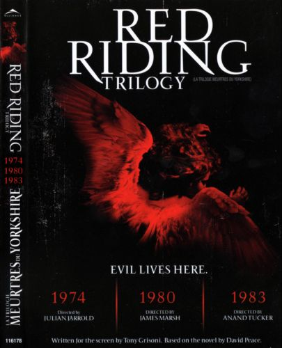 Красный райдинг: Трилогия / Red Riding: In the Year of Our Lord : Trilogy (2009) DVD9 / DVDRip