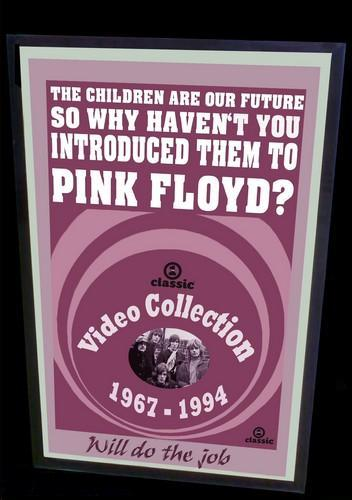 Pink Floyd - VH1 Classic Video Collection 1967-1994 (2007) DVDRip