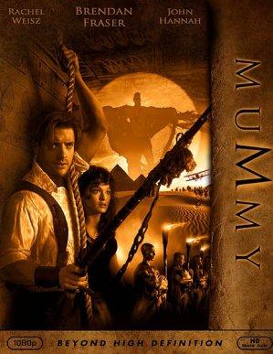 Мумия / The Mummy (1999) BDRip + BDRip 720p + BDRip 1080p