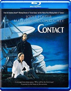Контакт / Contact (1997) BDRip-AVC(720p) + HDRip 720p + BDRip 720p + BDRip 1080p