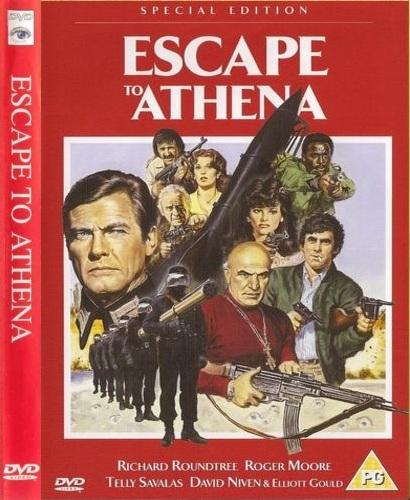 Бегство к Афине / Escape to Athena (1979) DVD9/DVD5/DVDRip