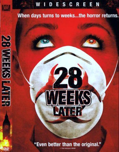 28 недель спустя / 28 Weeks Later (2007) DVD9 / DVDRip