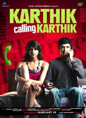 Картик звонит Картику / Karthik calling Karthik (2010) HDRip