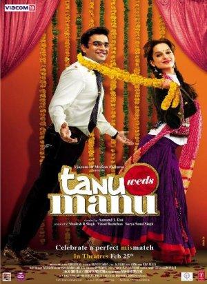 Свадьба Тану и Ману / Tanu Weds Manu (2011) DVDRip