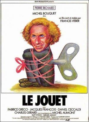 Игрушка / Le Jouet (1976) DVDRip