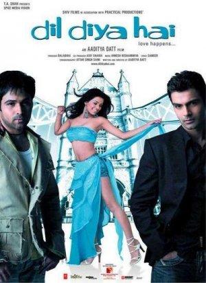 Отдаю тебе сердце / Dil Diya Hai (2006) DVDRip