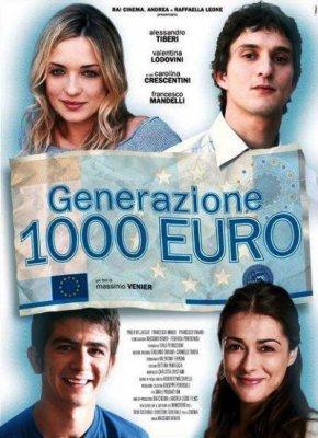 Поколение 1000 евро / Generazione mille euro (2009) DVDRip