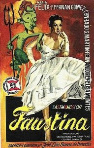 Фаустина / Faustina (1957) VHSRip