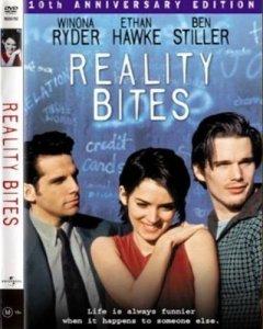 Реальность кусается / Reality Bites (1994) DVD9 + DVDRip