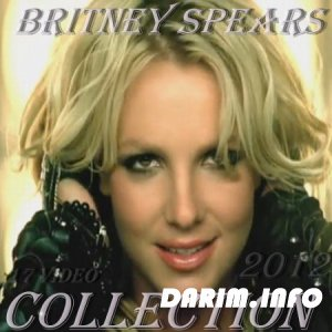 Britney Spears- Collection of 17 Video (2012) AVI