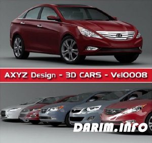 AXYZ Design – 3D CARS – Vel0008