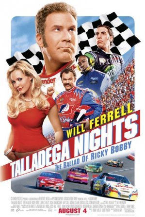 Рики Бобби: Король дороги / Talladega Nights: The Ballad of Ricky Bobby (2006) BDRip + BDRip AVC(720p) + BDRip 720p + BDRip 1080p