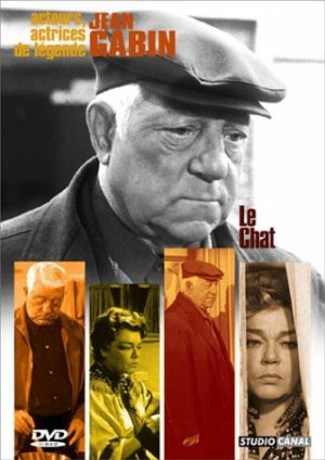 Кот / Le Chat (1971) DVDRip