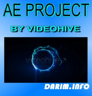 Videohive After Effects Project - Circle Form Reveal
