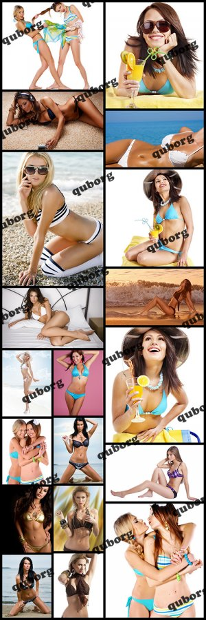 Stock Photos - Bikini Girl