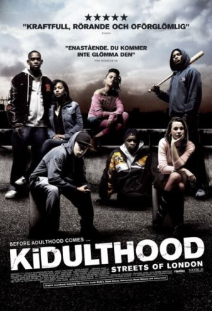 Шпана / Kidulthood (2006) HDRip + BDRip-AVC(720p) + BDRip 720p