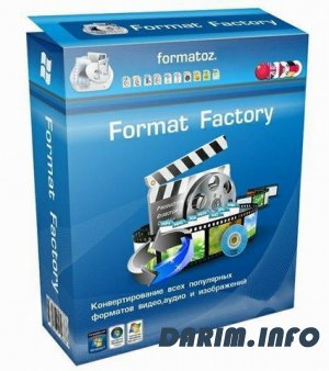 FormatFactory 3.0.1 Portable (2013 ML/RUS)